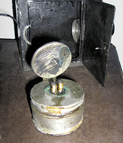 Old ML Oil burner